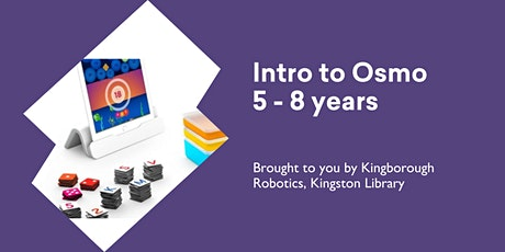 Intro to Osmo (5 - 8 yrs) with Kingborough Robotics @ Kingston Library tickets