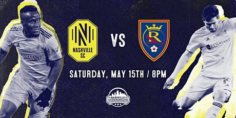 Nashville SC  WATCH PARTY: Nashville SC vs Real Salt Lake 5/15 tickets