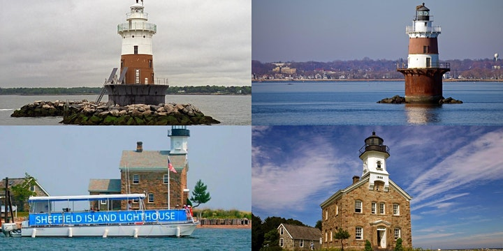 2021 Visit Sheffield Island Lighthouse and Harbor Tour image