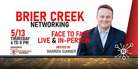 Free Brier Creek Rockstar Connect Networking Event (May, NC) tickets