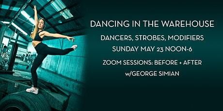 Dancing in the Warehouse with George Simian tickets