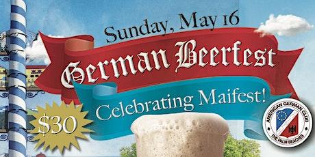 """German Beerfest """"Under the Pavilion"""" tickets"""