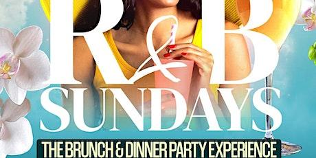 R&B SUNDAYS BRUNCH AND DINNER PARTY AT TAJ tickets