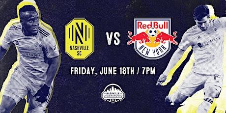 Nashville SC  WATCH PARTY: Nashville SC vs NY Red Bulls 6/18 tickets
