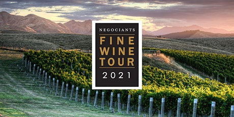 Negociants Fine Wine Tour 2021 - Wellington Public tickets