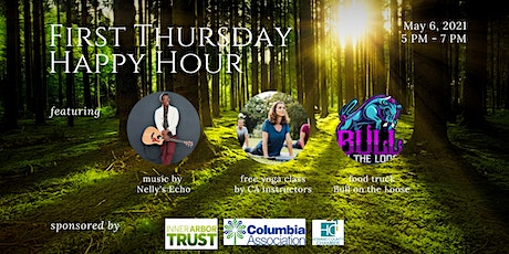 First Thursday Happy Hour featuring Nelly's Echo tickets