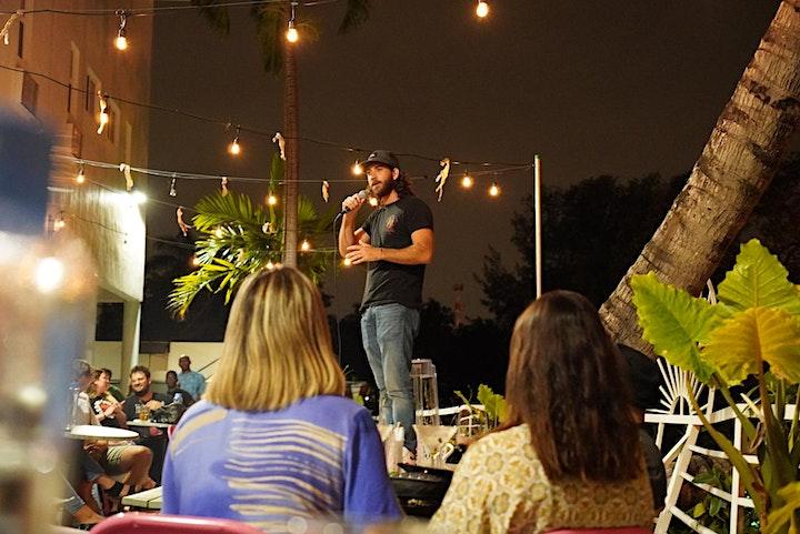 Cafe Kush Comedy Night image