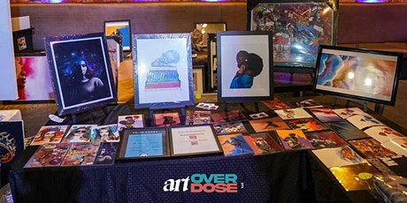 Art Overdose DTX tickets