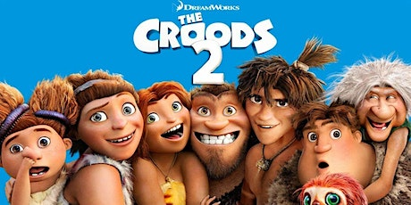 Movies at Mawson: Croods 2- A New Age tickets