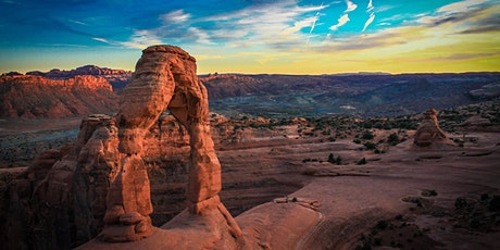 Join Carrousel Travel + Rocky Mountaineer in the American Southwest tickets