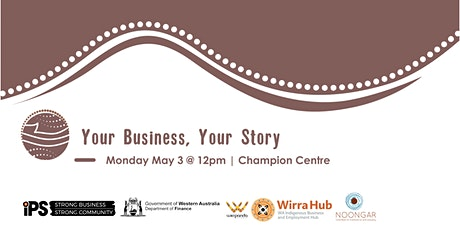 Your Business, Your Story tickets