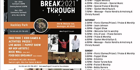 Breakthrough2021 tickets