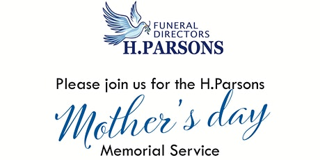 Mother's Day Memorial Service tickets