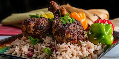 ONLINE: Caribbean Cooking Class (Gluten Free/Paleo/Keto) tickets