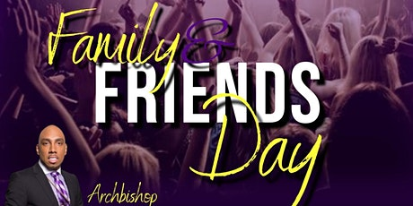 HCI Family & Friends Day tickets