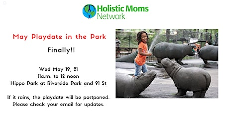 Holistic Moms Network Playdate Meetup @ Hippo Playground at 91St tickets