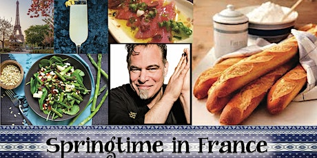 Springtime in France tickets