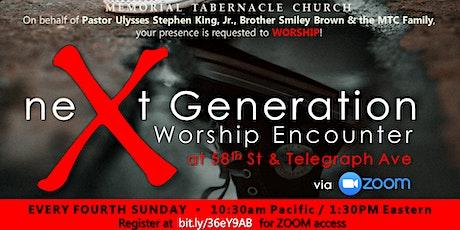 neXt Generation Worship Encounter tickets
