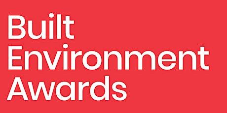 Built Environment Awards 2021 - Centenary Hall, Newington College tickets