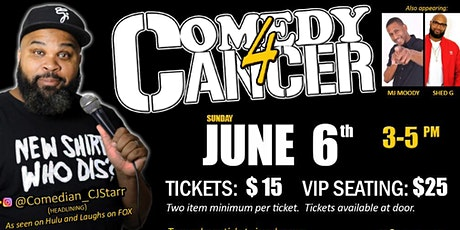 Comedy 4 Cancer tickets