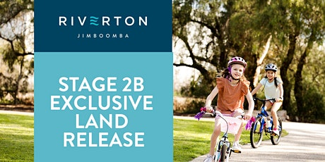 Riverton Exclusive Langlo Land Release - Online Registration Only tickets