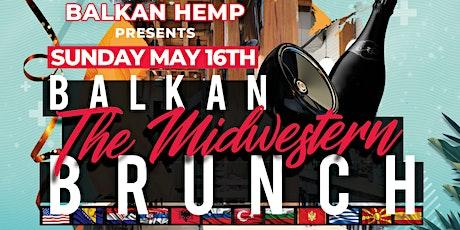 BALKAN HEMP presents BALKAN BRUNCH tickets