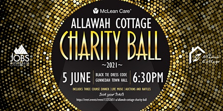 Allawah Cottage Charity Ball tickets