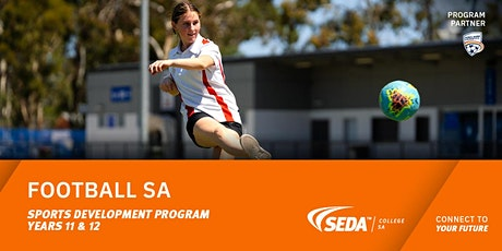 Football South Australia Sports Development Program Information Session tickets