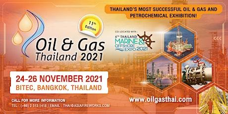 Oil & Gas Thailand (OGET) 2021 tickets