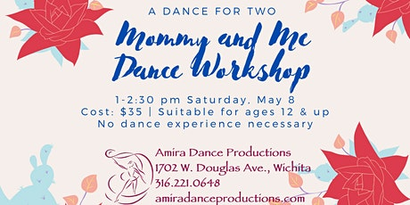 Mommy and Me Dance Workshop tickets