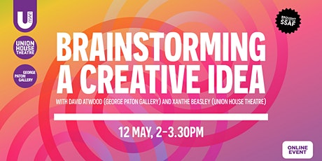 Brainstorming a Creative Idea tickets