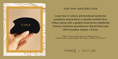 Gua Sha Masterclass to Relieve PMS Symptoms tickets