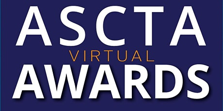 ASCTA & Swim Australia Virtual Awards Ceremony billets