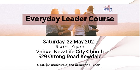Everyday Leader Course tickets