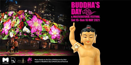 2021 Buddha's Day and Multicultural Festival tickets