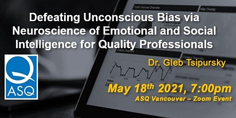 Defeating Unconscious Bias via Neuroscience tickets