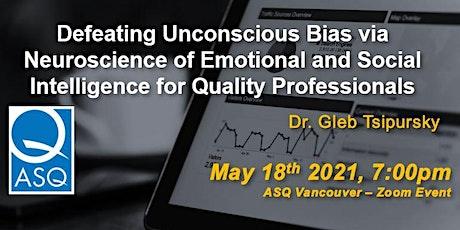 Defeating Unconscious Bias via Neuroscience tickets