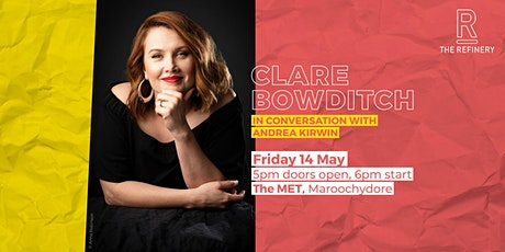 In Conversation with Clare Bowditch and Andrea Kirwin tickets