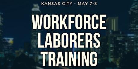 Workforce Laborers Weekend Training tickets
