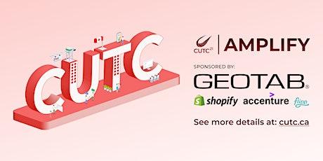Canadian Undergraduate Technology Conference (CUTC) 2021 entradas