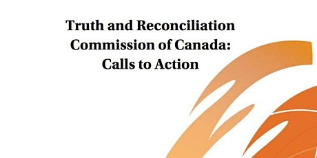 A Reading Circle for Reconciliation: The 94 Calls to Action tickets