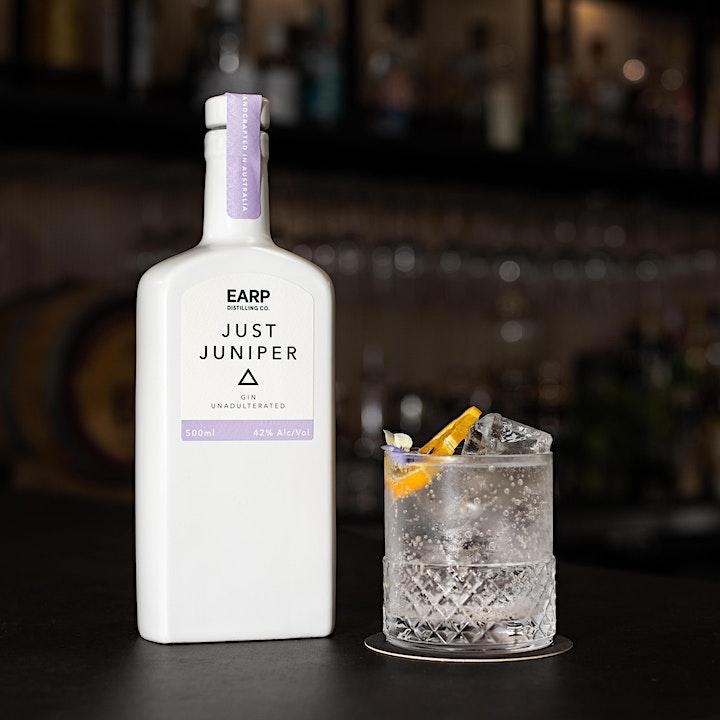Earp Distilling Co Bar Takeover image