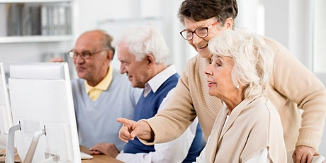 Tech Savvy Seniors: Introduction to Cyber Safety tickets