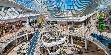 OUTBOUND  - Chad stone Shopping Center -Australia's BIGGEST shopping center tickets