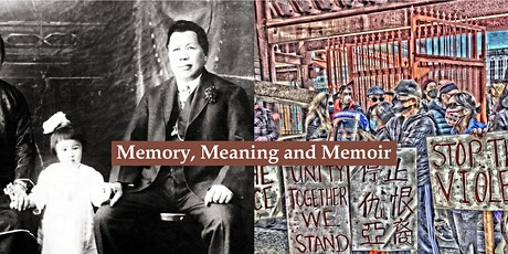 Memory, Meaning and Memoir tickets