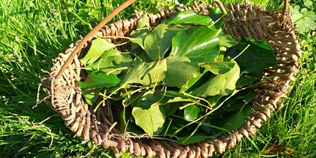 Hedgerow Basket Making Workshop tickets