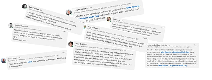 LinkedIn101 - A Fast Paced, Jam Packed 90 Minute LIVE Session image
