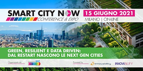 Smart City Now 2021 biglietti