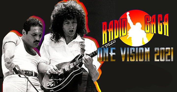 Live at the Lin: Radio Ga Ga - Celebrating the Music of Queen image