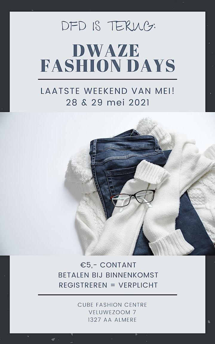 Afbeelding van Dwaze Fashion Days